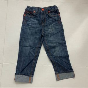Baby Route 66 Jeans Cuffed 4T